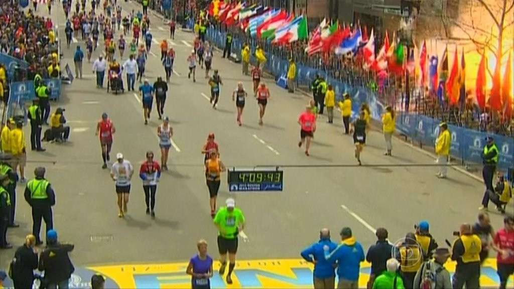 Maratona de Boston - parte II
